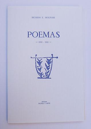Ricardo Molinari - Poemas (1918-1921)