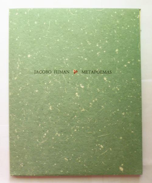Cubierta edición Velin d'Arches