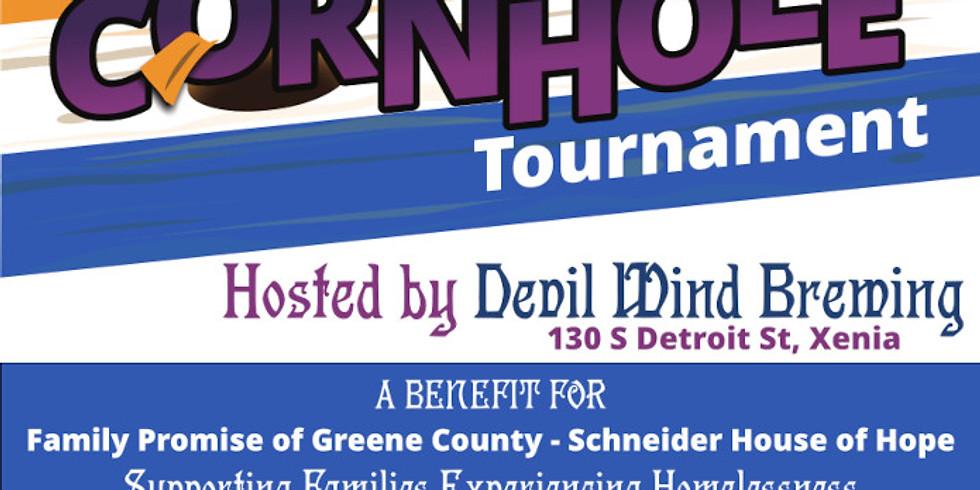 2021 Oktoberfest Cornhole Tournament