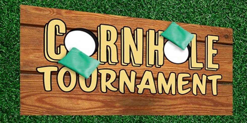 Luck of the draw Cornhole Tournament