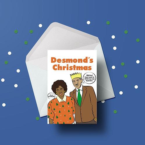 Desmonds Christmas