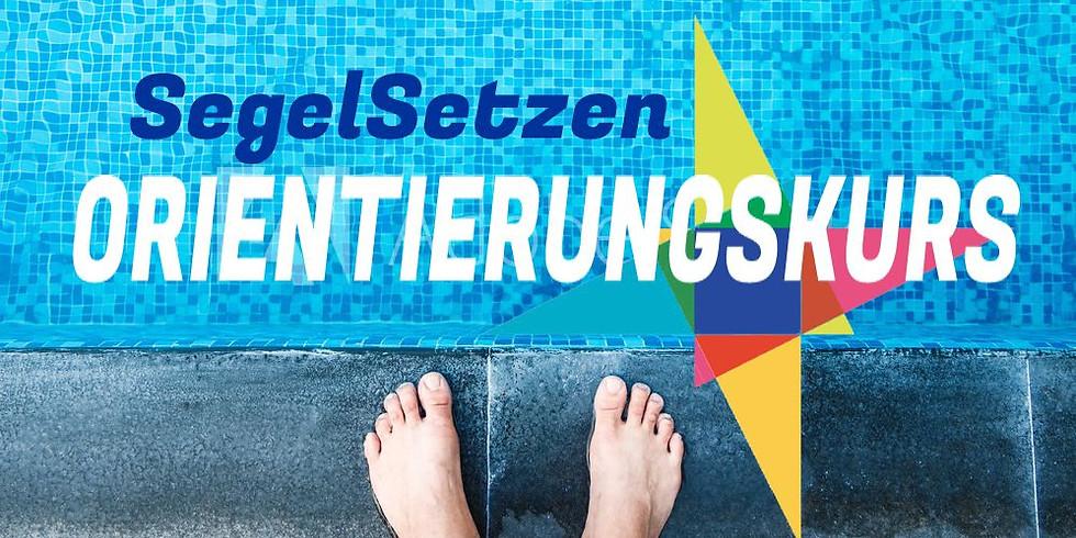 SEGEL SETZEN | 8-wöchiger Orientierungskurs für Menschen zwischen 18 und 27 Jahren