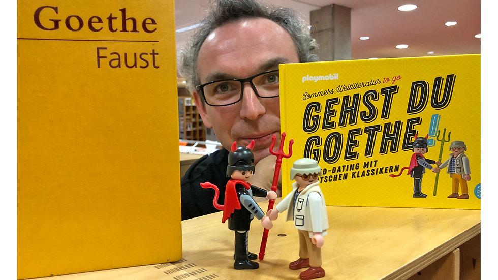 Sommer's Weltliteratur...to go!