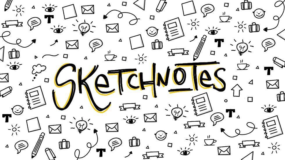 Visualisieren mit Sketchnotes