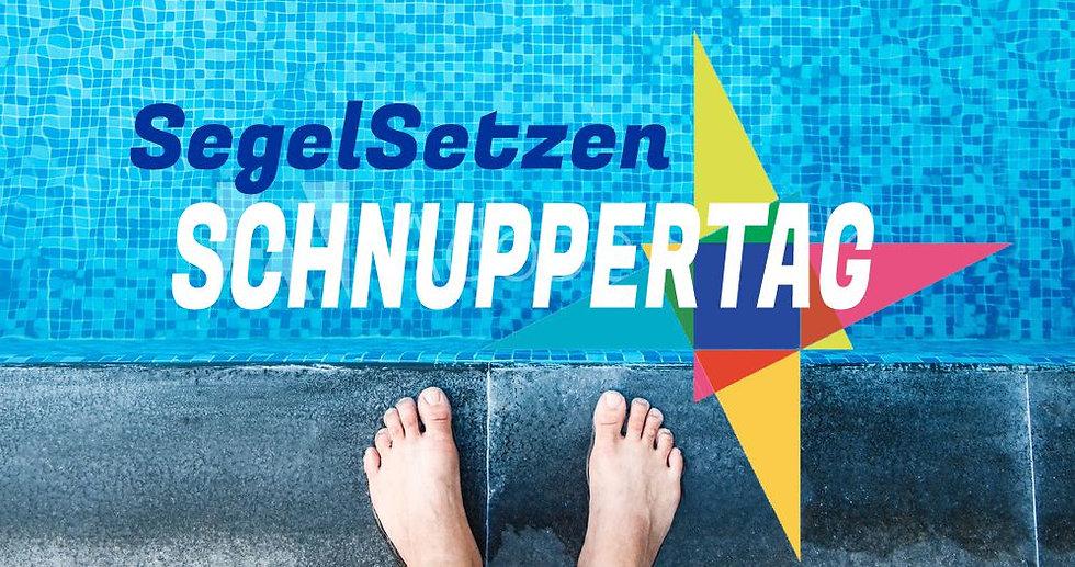 SEGELSETZEN | Schnuppertag