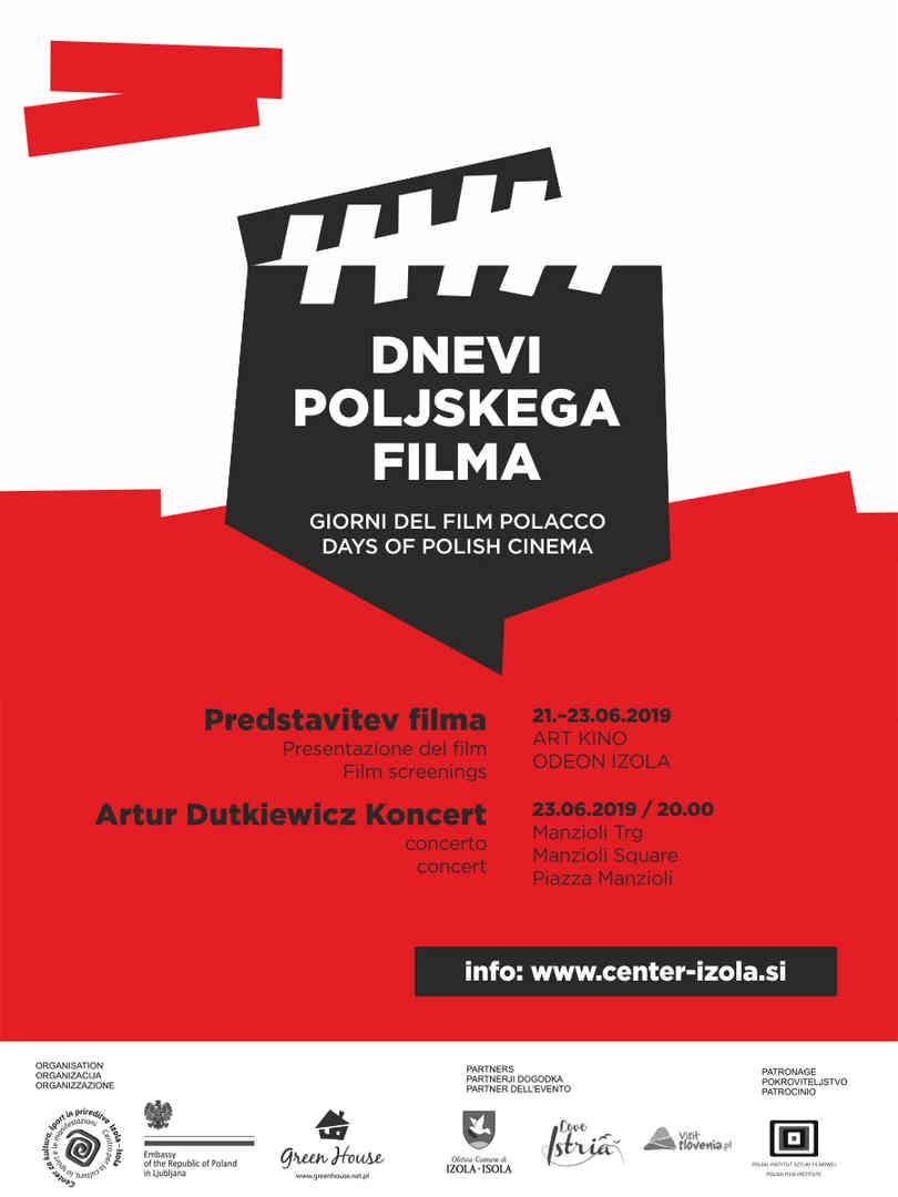 Izola. Dni Filmu Polskiego
