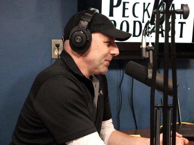 Ep. 12 Jon Peckman interviews the bass player for Mixed Signals Joe Martin.