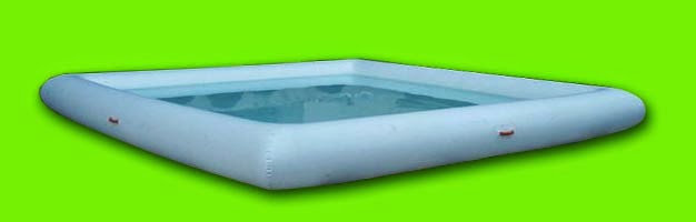 16' X 16' Mini Smart Pool (For Special Occasions)