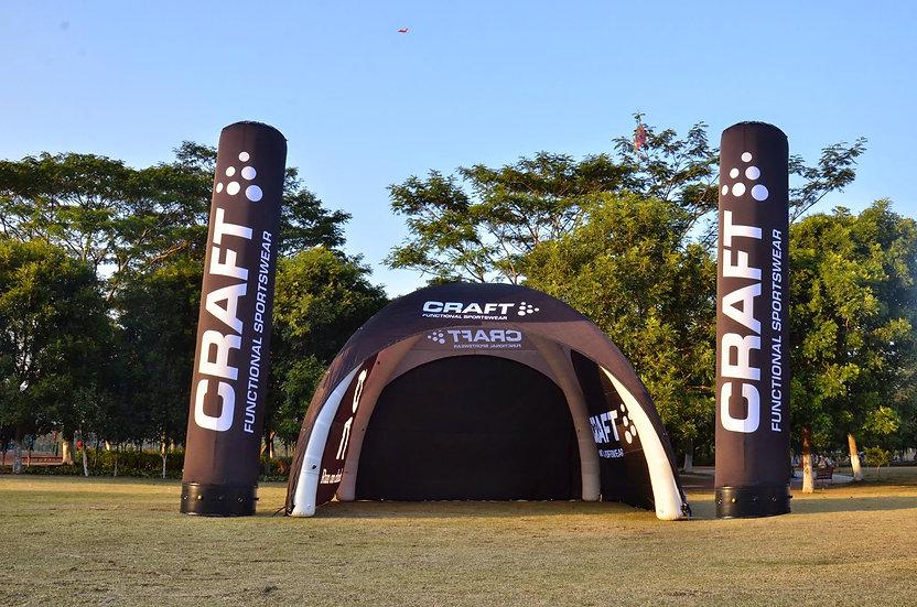 Inflatable Airtight Column