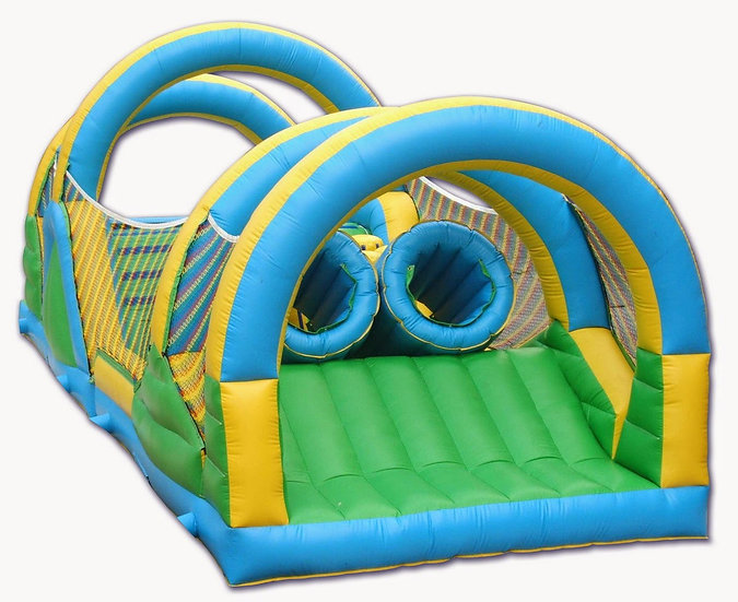 Obstacle Course II (New Version)