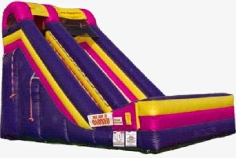 22' Giant Slide