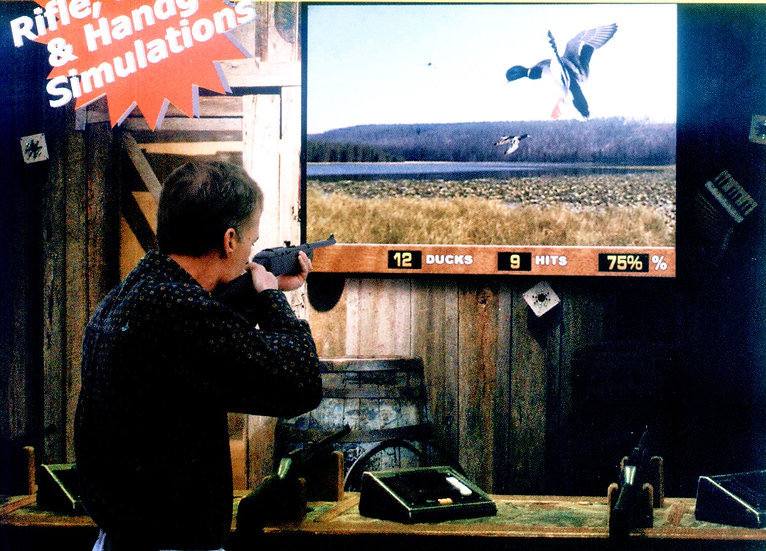 Simulation Shooting