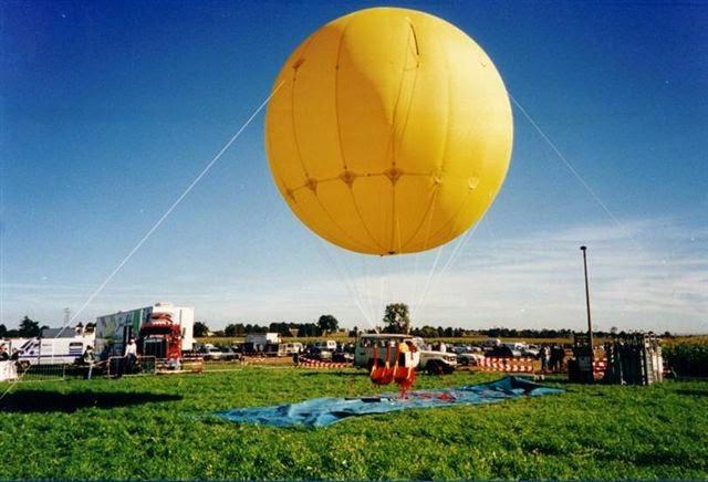Sky Bounce for 2 Passengers