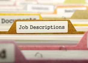 სამუშაო აღწერილობა - ფორმალური დოკუმენტი, თუ აუცილებელი საჭიროება
