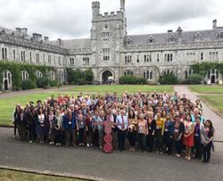 ISSR 2018 in Cork