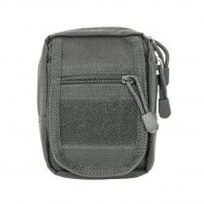 VISM® by NcSTAR® SMALL UTILITY POUCH/URBAN GRAY