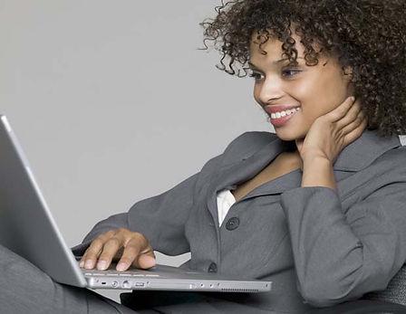 Business-Woman-Computer-Office-Black-Ent