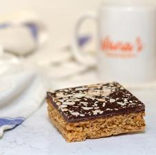 Chocolate Peanut Butter Flapjack