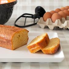2lb Loaf Lemon Drizzle