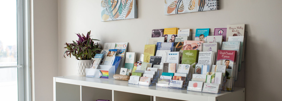 Lending library and resources