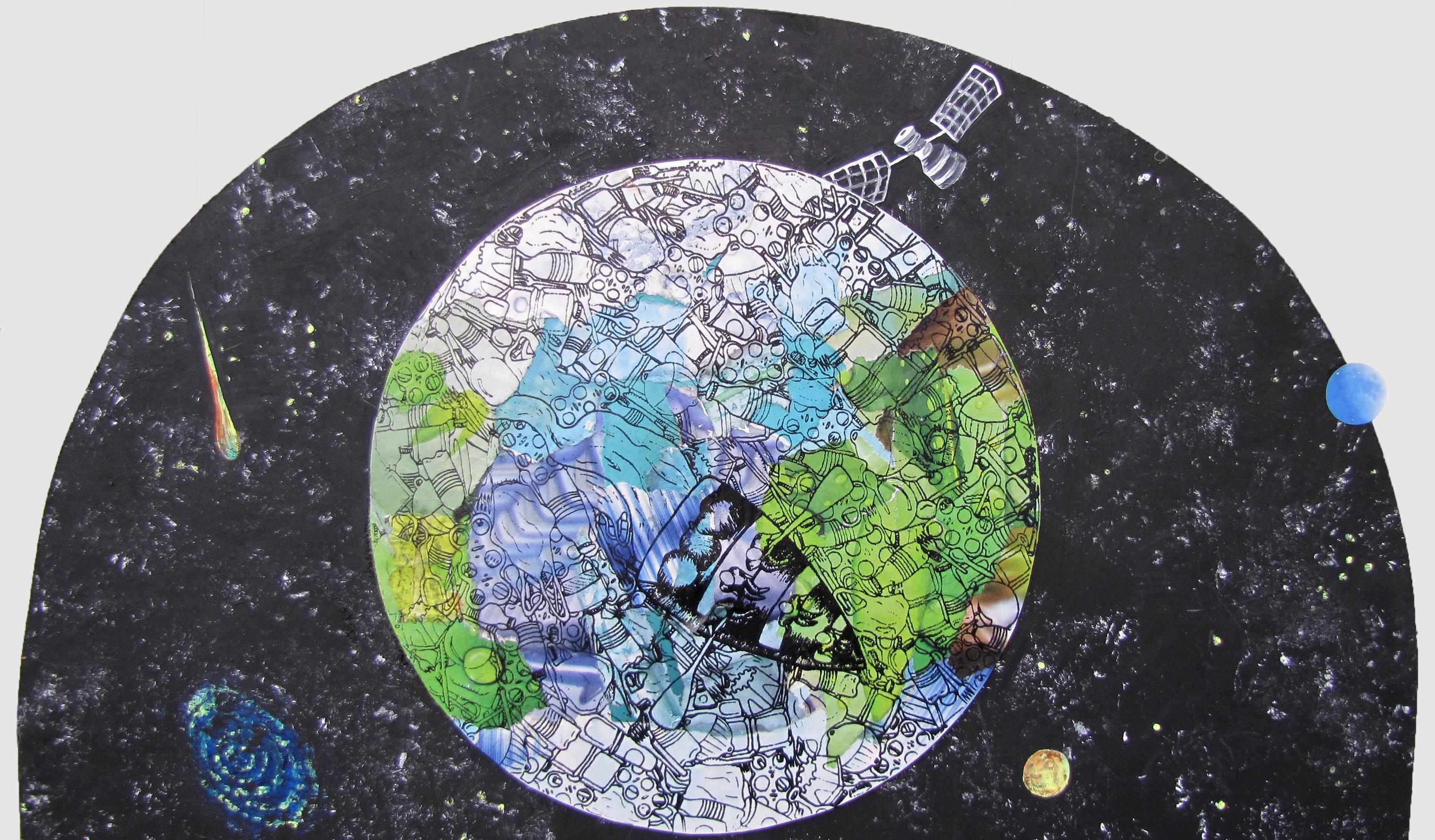 Planet Trash, 2016