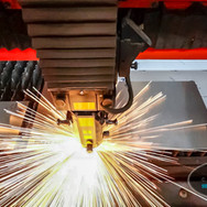 Inox laser cutting