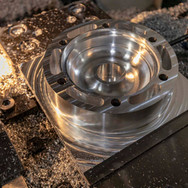High precision milling