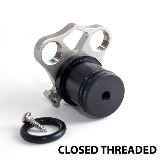 Closed muzzles