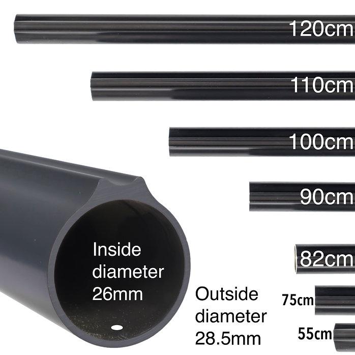 Aluminum Tubes