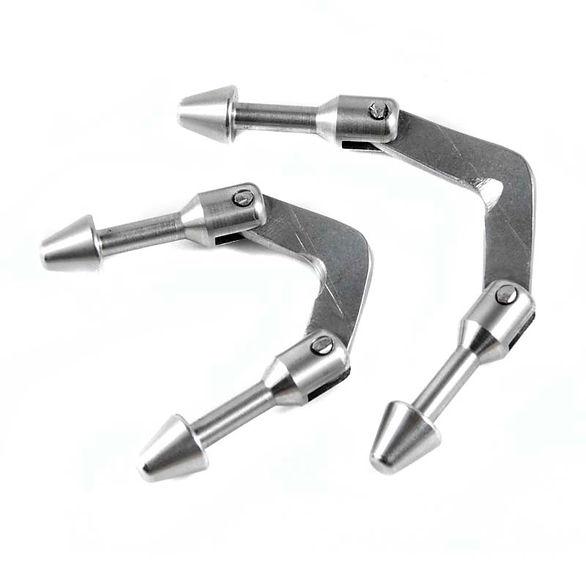Wishbone With Inserts Inox
