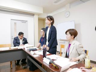 大田区福祉部と懇談会を行いました