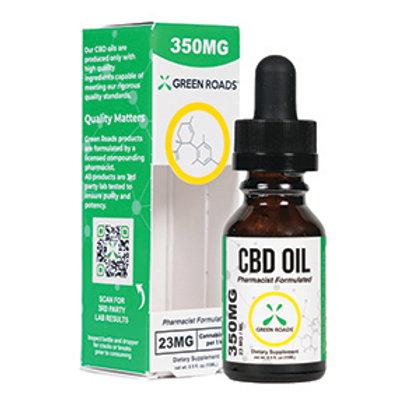 CBD Oil - 350 mg