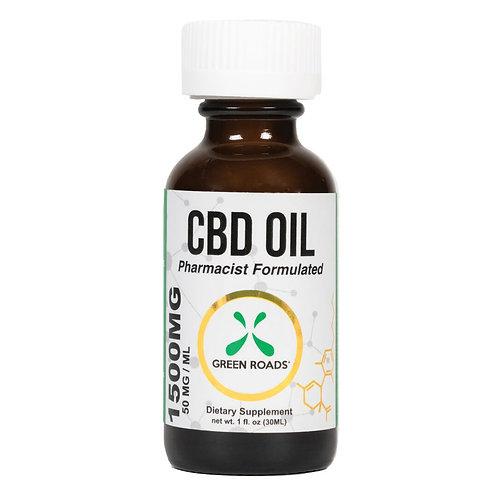 CBD Oil - 1500mg