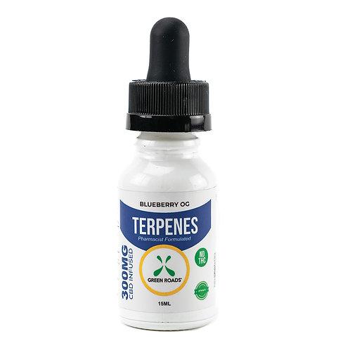 CBD Terpenes Oil - Blueberry OG