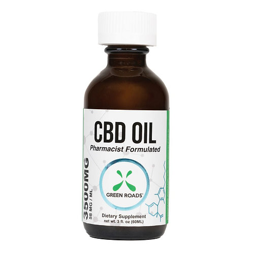 CBD Oil - 3500 mg