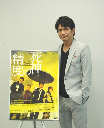 萩原聖人が死神に扮し、伊坂幸太郎の小説世界を生の舞台で濃密に…
