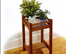 woodworking plans flowers stand