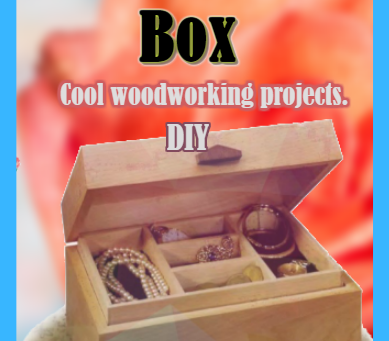 Five Small Wood Projects DIY For Beginners.