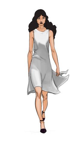 Blanca Mujer