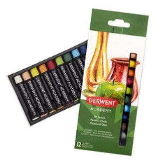 Derwent Academy Oil Pastels