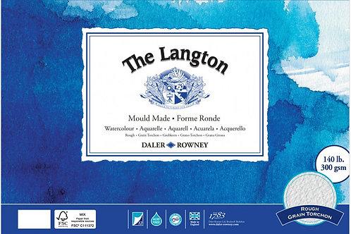 Daler-Rowney Langton Gummed Rough A4