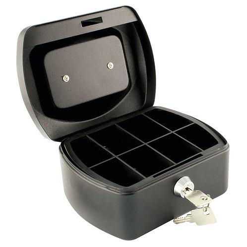 Q-Connect Cash Box 6 inch wide
