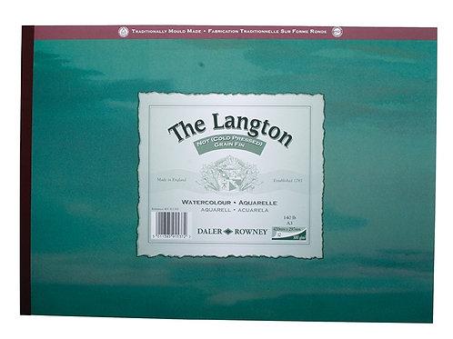 Daler-Rowney Langton Watercolour Pad A5