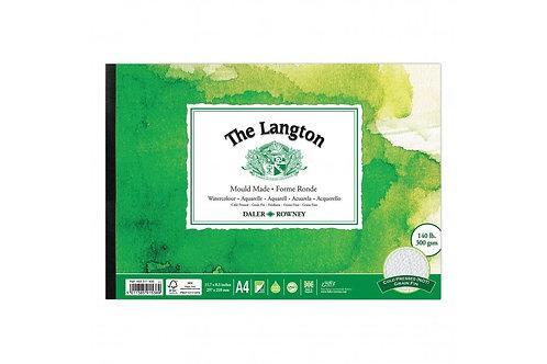 Daler-Rowney Langton Gummed NOT A4