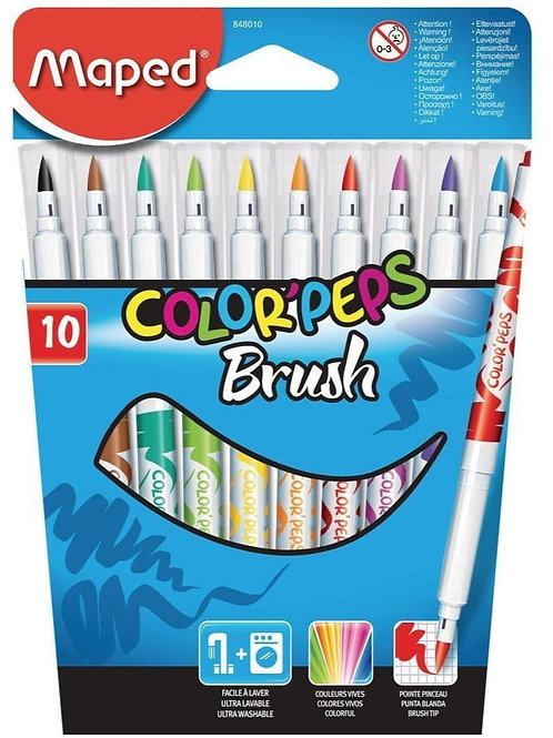 Maped Color'Peps Brush Pens