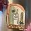 Thumbnail: 🍊 Orange Cat in a Kitchen Watercolor Magnet