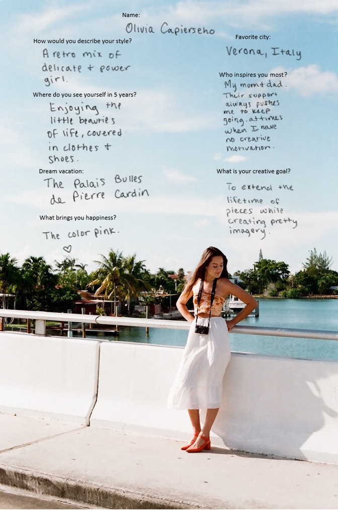 🕊 Ivia Retrò • Miami Artists 2018