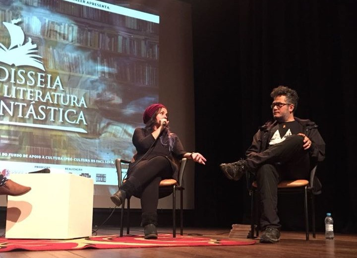 Odisseia de Literatura Fantástica 2018