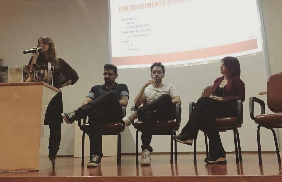 Palestra Universidade São Judas Tadeu 2019