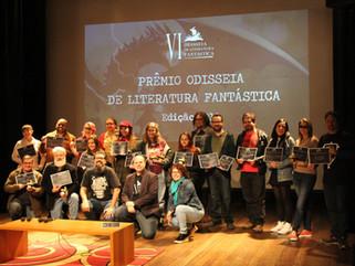 Finalistas Prêmio Odisséia 2019